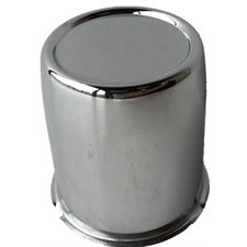 "CAP CHROME METAL 3.19""  (81mm)"