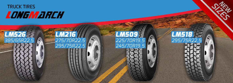 longmarch truck tires
