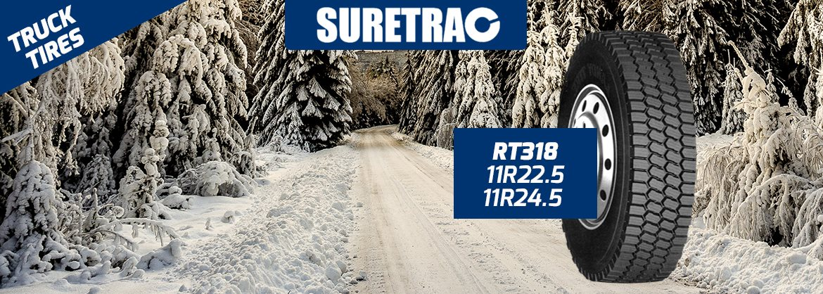 SNOW TIRES SURETRAC